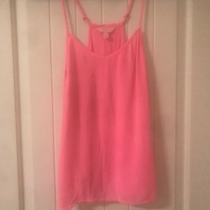 Lilly Pulitzer Pink Summer Top
